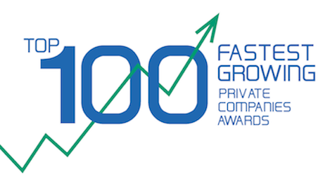 Top 100 fastest growing